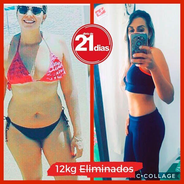 depoimento dieta dos 21 dias