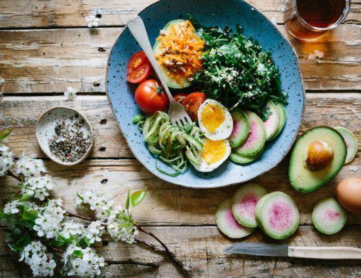 Dieta Paleo - Prato de referência