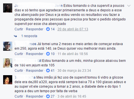 Depoimento do super chá da vida