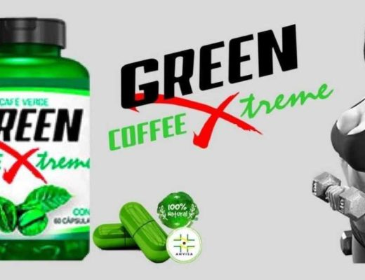 Green Coffee Xtreme funciona