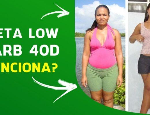 dieta low carb 40d