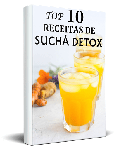 Detox de 3 dias para desinchar o corpo - top 10 receitas suchá detox