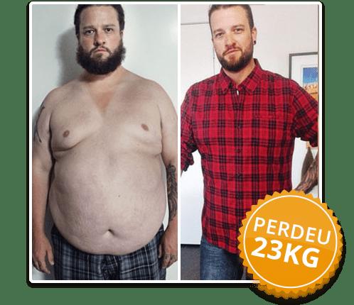 antes e depois - 500 receitas low carb
